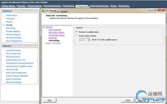 Vmware_vSphere_5.0存储的连接
